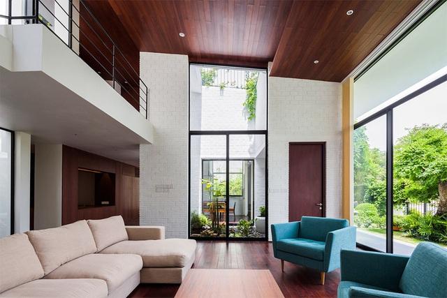 Thêm một công trình đỉnh cao của KTS Võ Trọng Nghĩa: Ngôi nhà với ruộng bậc thang trên mái, ngắm mà phải thốt lên ờ mây zing - Ảnh 4.