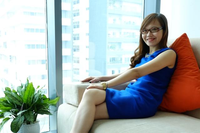 Nguyễn Thanh Hương, trưởng phòng Giải pháp truyền thông tại Admicro, VCCorp.