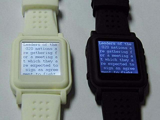 Chiếc đồng hồ này sẽ là ác mộng đối với thầy cô giáo và các kỳ thi