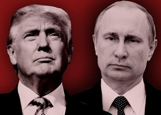 Ông Putin gửi thiệp chúc mừng Giáng sinh cho ông Trump - Ảnh 1.