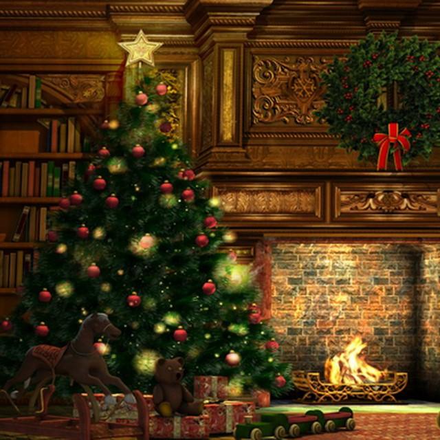 Cây thông Noel có ý nghĩa đem lại ấm no, hạnh phúc.