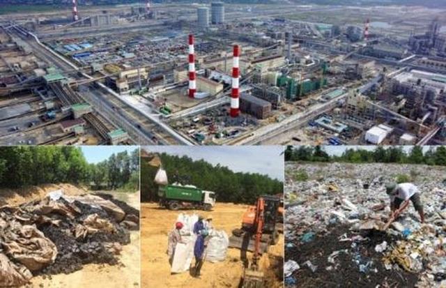 Thảm họa môi trường do Formosa gây ra để lại nhiều hậu quả nghiêm trọng.