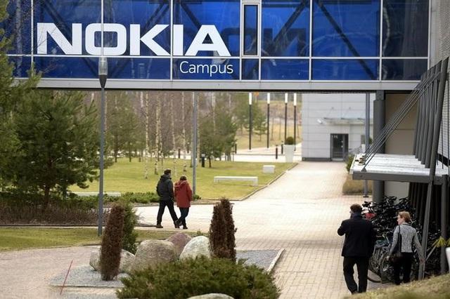 Nokia đang sống nhờ mảng kinh doanh cấp phép bằng sáng chế.