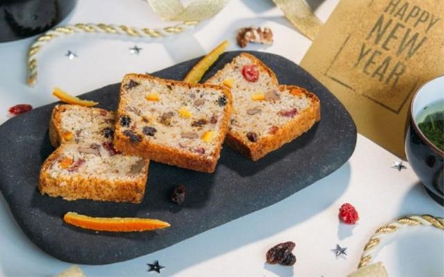 Mỗi chiếc bánh có trọng lượng 470 gam, được đóng gói cẩn thận trong bao bì sang trọng (Ảnh: Kilala)