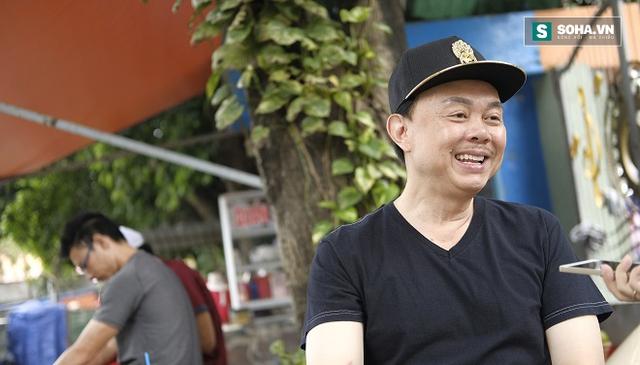 Theo danh hài, ý thức của từng người dân sẽ giúp người Việt chống được thực phẩm bẩn đang lan tràn hiện nay - ảnh: Trọng Tín.