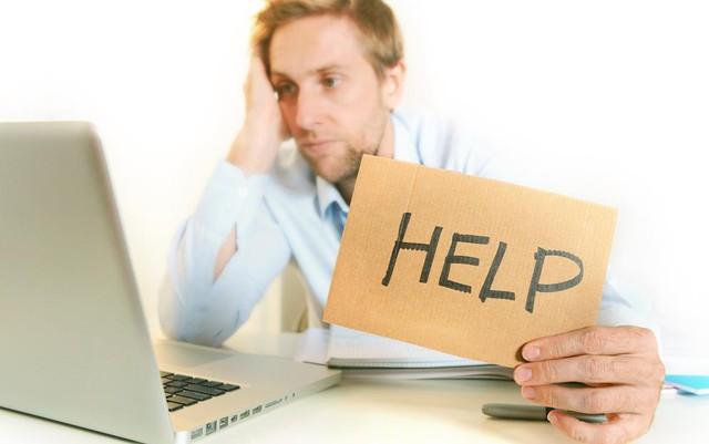 Bạn gặp một vấn đề mà xoay sở nghĩ mãi không ra giải pháp? Vậy thì đã đến lúc bạn cần phải tìm đến sự trợ giúp từ người khác rồi!