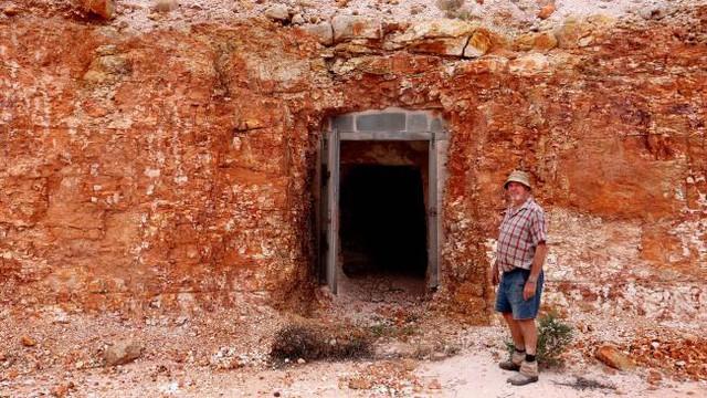 Sợ nóng, người dân rủ nhau xây nhà dưới lòng đất ở Australia - Ảnh 6.