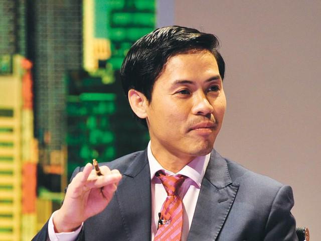 Ông Nguyễn Việt Cường, Chủ tịch HĐQT/Tổng GĐ Công ty Cổ phần KOSY,