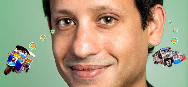 Nadiem Makarim, CEO, đồng sáng lập Go Jek