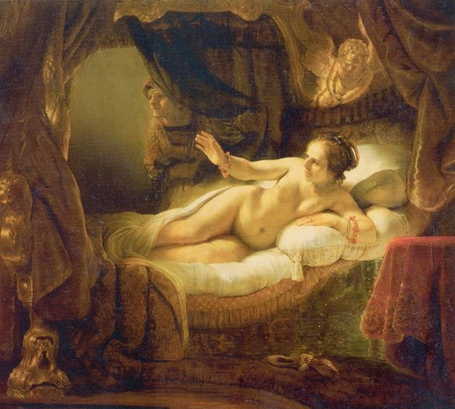 Bí mật ẩn sau những tác phẩm nghệ thuật nổi tiếng thế giới - Ảnh 9.