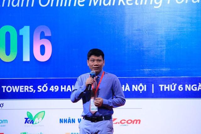CEO Vinalink Tuấn Hà