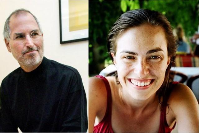 Lisa Brennan-Jobs có khuôn mặt giống hệt người cha vĩ đại - CEO Apple Steve Jobs