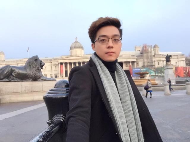 CEO, người sáng lập dự án Hachi, Đặng Xuân Trường.