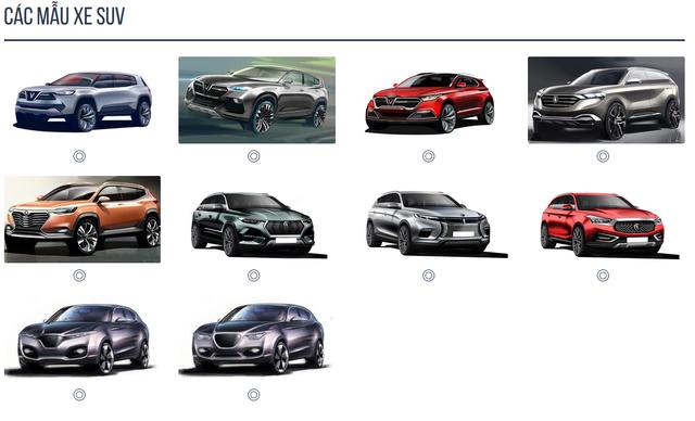 Cận cảnh 20 mẫu xe VINFAST được thiết kế riêng bởi 4 studio lừng danh thế giới: Lấy cảm hứng từ con người Việt, đẹp không thua Tesla, Audi, BMW... - Ảnh 62.