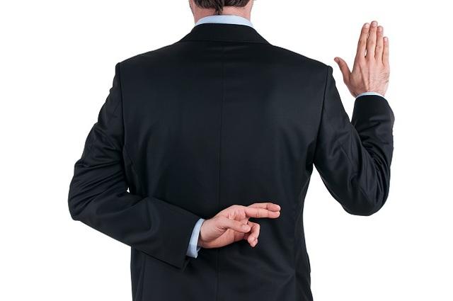 Khảo sát cho thấy: Cứ 3 nhân viên thì có 1 người thường xuyên nói dối sếp - Ảnh 1.