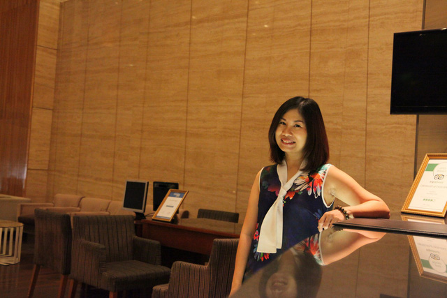 Nhà sáng lập Trương Tố Linh của startup iFind