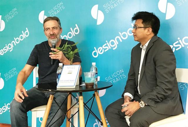 Cha đẻ cuốn Quốc gia khởi nghiệp và CEO DesignBold chỉ ra điều Chính phủ nào cũng nên làm để cộng đồng startup phát triển lớn mạnh - Ảnh 2.