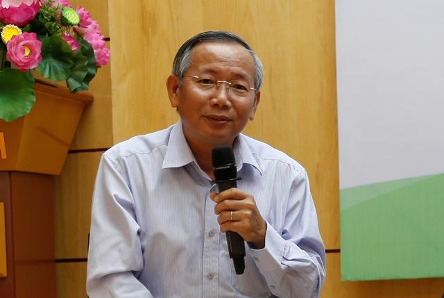 Ông Trương Phú Chiến tạo buổi tọa đàm