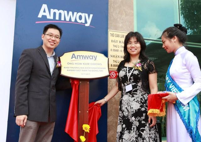 Bộ Công thương công bố sai phạm của hai ông trùm đa cấp Thiên Ngọc Minh Uy, Amway - Ảnh 1.