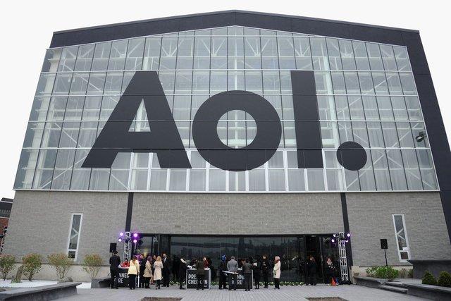 Đế chế AOL trong quá khứ