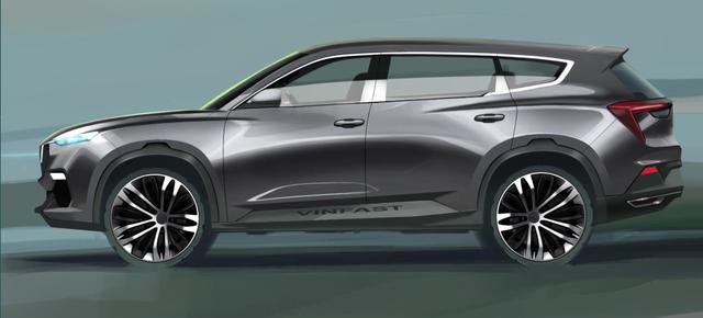 Đây là chiếc xe Vinfast được người Việt thích nhất, bỏ xa tất cả các mẫu thiết kế khác chỉ sau 1 ngày bình chọn! - Ảnh 10.