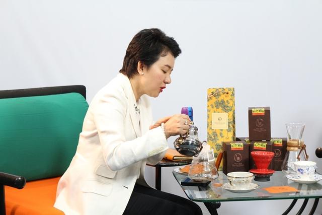 Bà Kim Hạnh. Ảnh: BSA