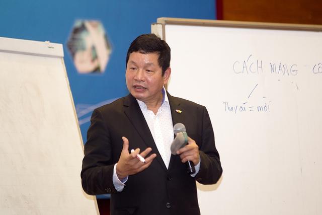 Chủ tịch HDQT FPT Trương Gia Bình