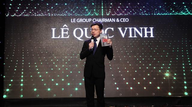 Lê Quốc Vinh là người đầu tiên kinh doanh trong lĩnh vực báo chí ở Việt Nam