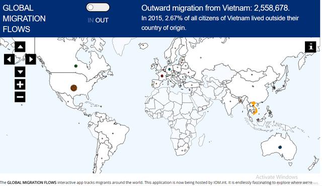 Ngoài Mỹ, đây là những nơi có nhiều người Việt đến di cư nhất trên thế giới - Ảnh 1.