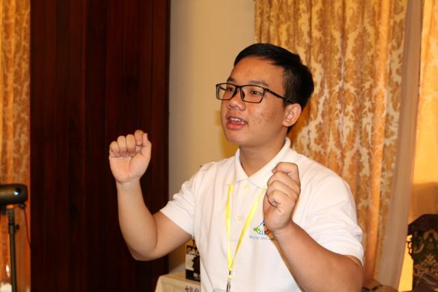 Dự án Vườn ươm sinh thái tự dưỡng chuyên biệt - Lê Hoàng Long. Ảnh: BSA