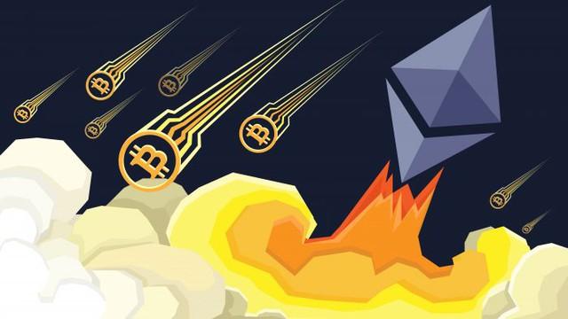 Ether không giống bitcoin.