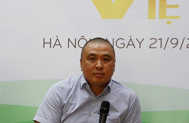 Chuyên gia Phạm Quang Vinh