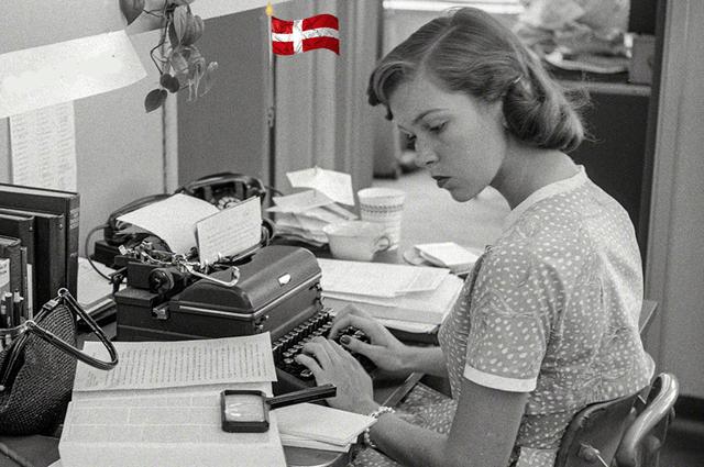 Công sở Đan Mạch