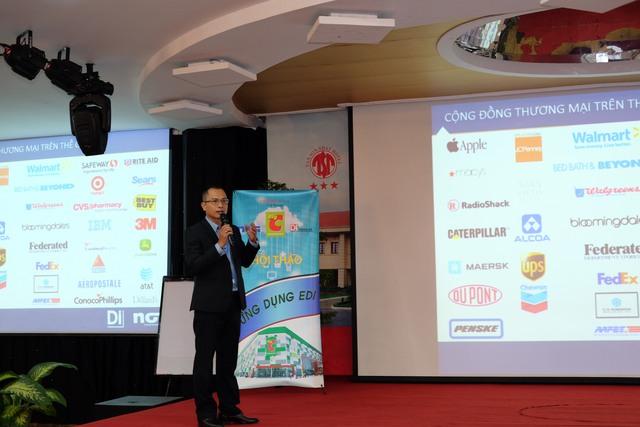 Ông Nguyễn Tôn Huy, Giám đốc phát triển kinh doanh của N.O.II