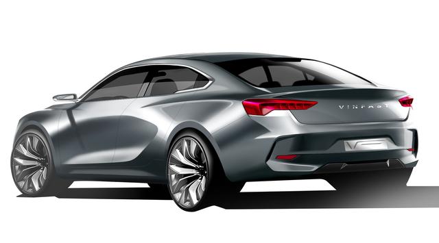 Cận cảnh 20 mẫu xe VINFAST được thiết kế riêng bởi 4 studio lừng danh thế giới: Lấy cảm hứng từ con người Việt, đẹp không thua Tesla, Audi, BMW... - Ảnh 15.