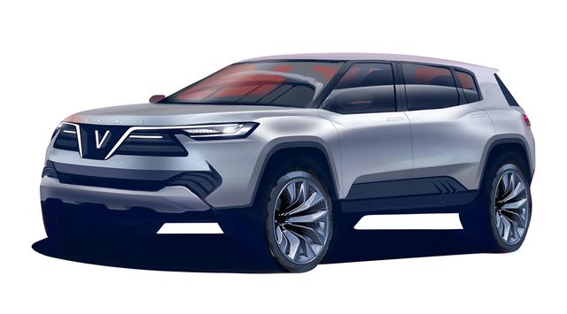 Cận cảnh 20 mẫu xe VINFAST được thiết kế riêng bởi 4 studio lừng danh thế giới: Lấy cảm hứng từ con người Việt, đẹp không thua Tesla, Audi, BMW... - Ảnh 2.