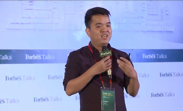 Hùng Võ - Phó Giám đốc Marketing Bitis