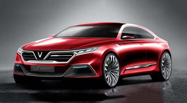 Cận cảnh 20 mẫu xe VINFAST được thiết kế riêng bởi 4 studio lừng danh thế giới: Lấy cảm hứng từ con người Việt, đẹp không thua Tesla, Audi, BMW... - Ảnh 18.