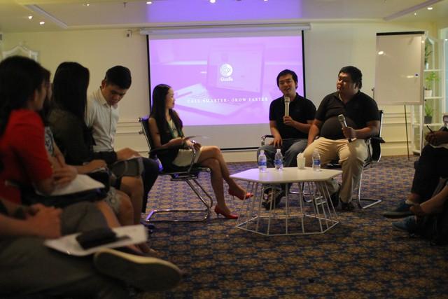 img1077-1514526382194 CEO GCALLS: Shark Linh Thái đầu tư 1 triệu USD cho 45% là rất đáng, vì Vinacapital giàu kinh nghiệm quản trị, không thể vì cá nhân tôi mà công ty khó tiến ra thế giới!