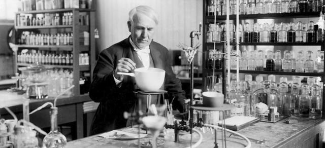 Không bà mẹ Nancy vĩ đại, thế giới sẽ khó có một Edison vĩ đại