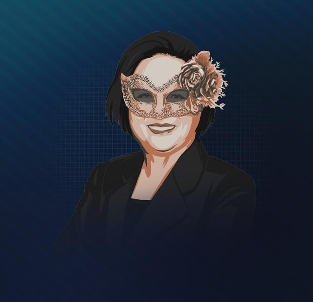 Bà Phạm Thu Hương chưa bao giờ lộ mặt trước công chúng
