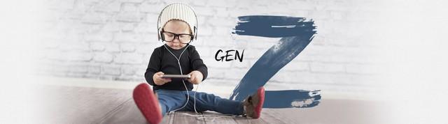 Có thể đây là hình ảnh mà nhiều người vẫn liên tưởng về thế hệ Z, nhưng thực tế là lứa đầu đã hoàn tất đại học và bắt đầu đi làm rồi.