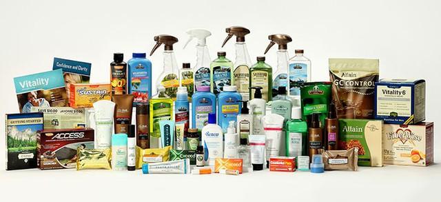 Các sản phẩm thân thiện với môi trường của Melaleuca.