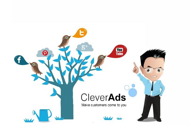 Tháng 8/2009, với 40 triệu đồng, anh Nguyễn Khánh Trình và ba người bạn đã thành lập công ty CleverAds.