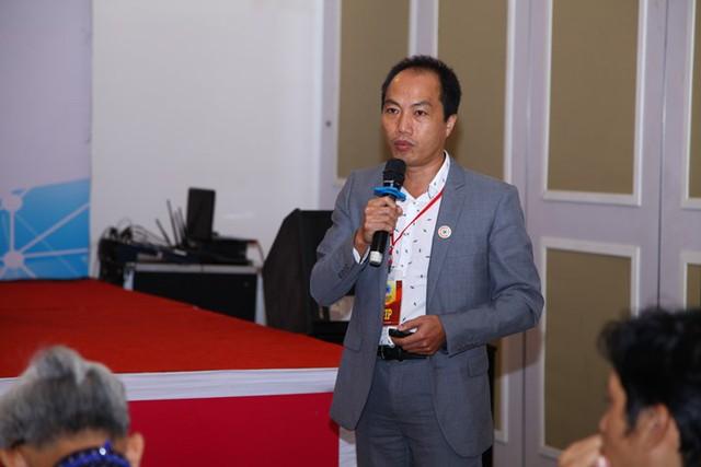 Ông Phạm Hồng Sơn - Giám đốc Kinh doanh Unilever Việt Nam. Ảnh: BSA