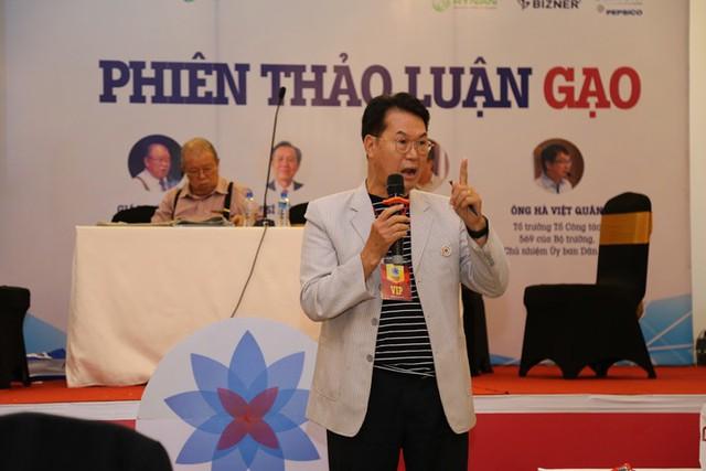TS Nguyễn Quốc Vọng. Ảnh: BSA