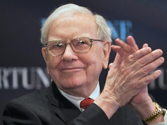 Chiếc đồng hồ Rolex của Warren Buffett