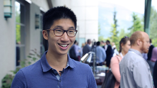 Triệu phú trẻ măng Brian Wong