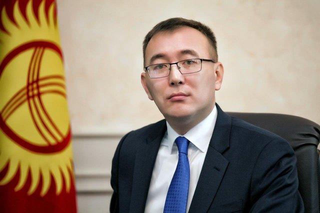Thống đốc Tolkunbek Abdygulov