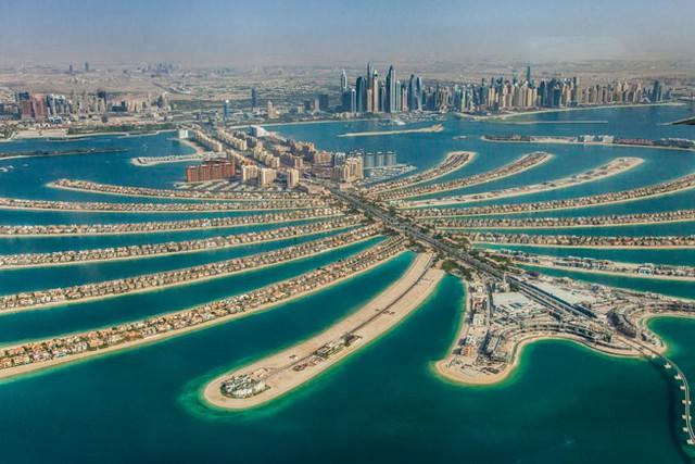 Chỉ có gió và cát, đây là cách Dubai khiến cả thế giới đổ xô tới để du lịch, mua sắm - Ảnh 4.